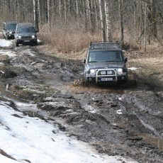 Driving adventure | 4 x 4 Off Road | Day Activities | The Weekend In Tallinn