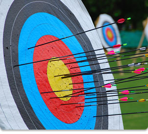 Tuition and Practice | Archery In Tallinn | Day Activities | The Weekend In Tallinn