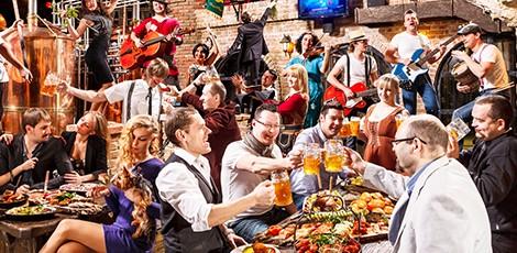 The Venue | Brewery Fiesta | Night Activities | The Weekend In Tallinn