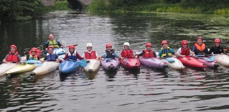 Water crossing | Canoeing Adventure | Day Activities | The Weekend In Tallinn