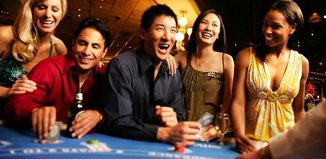 Games Available | Casino Night | Night Activities | The Weekend In Tallinn