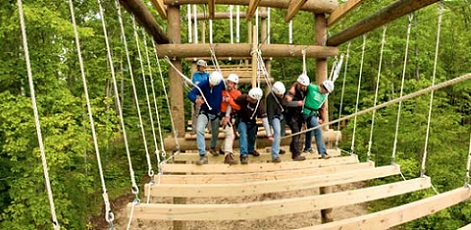 The Cource   High Ropes Course   Day Activities   The Weekend In Tallinn