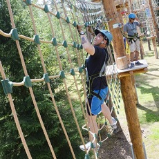 Is It Safe? | High Ropes Course | Day Activities | The Weekend In Tallinn