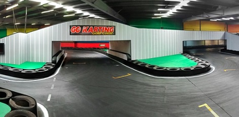Go-Karting Track   Indoor Go Karting   Day Activities   The Weekend In Tallinn