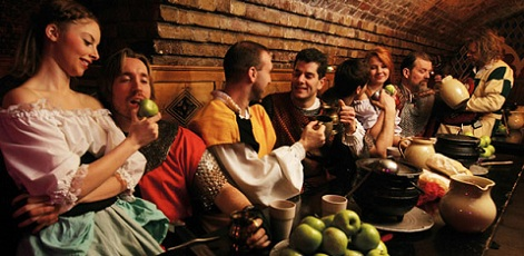 The Restaurant | Medieval Banquet | Night Activities | The Weekend In Tallinn