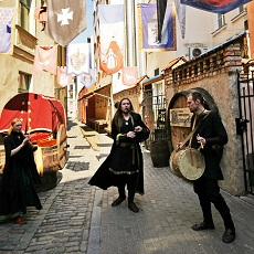 Location | Medieval Banquet | Night Activities | The Weekend In Tallinn