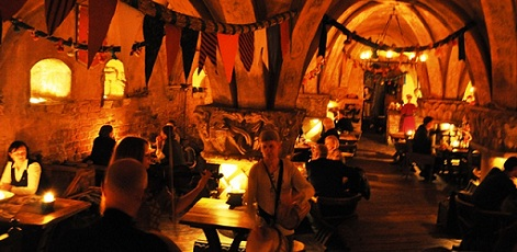 Availability | Medieval Banquet | Night Activities | The Weekend In Tallinn