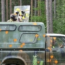 Guide | Motorized Paintball | Day Activities | The Weekend In Tallinn