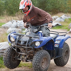 Experince | Quad Biking | Day Activities | The Weekend In Tallinn