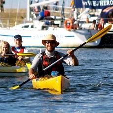 Sea Kayaking | Day Activities | The Weekend In Tallinn