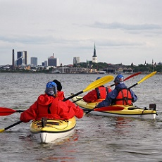 Guide | Sea Kayaking | Day Activities | The Weekend In Tallinn