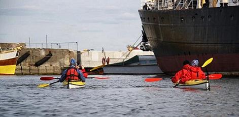 Wild fun   Sea Kayaking   Day Activities   The Weekend In Tallinn