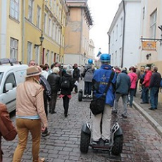 Segway Tour | Segway Tour | Day Activities | The Weekend In Tallinn
