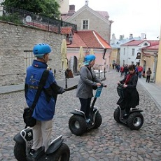 Guide | Segway Tour | Day Activities | The Weekend In Tallinn