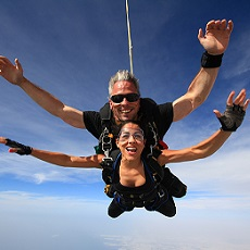 The craziest activity   Tandem Jump   Day Activities   The Weekend In Tallinn
