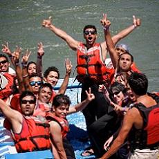 Fun   White Water Rafting   Day Activities   The Weekend In Tallinn