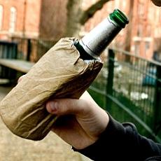 Is it allowed to drink outside in Tallinn?