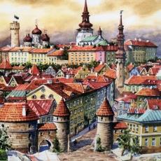 How old is Tallinn?