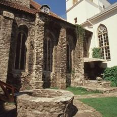 Dominican Monastery  Claustrum