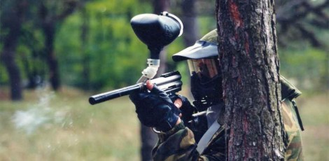 Motorized Paintball | Motor Paintball Weekend | Packages | The Weekend In Tallinn