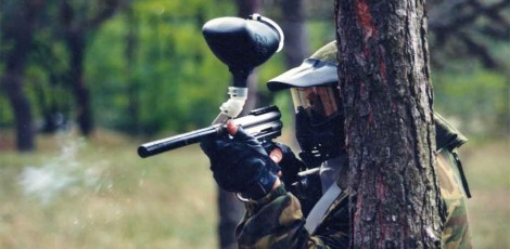 Paintball | Paints And Party Weekend | Packages | The Weekend In Tallinn