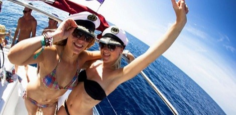Yacht party | Stag Yachting Weekend | Packages | The Weekend In Tallinn