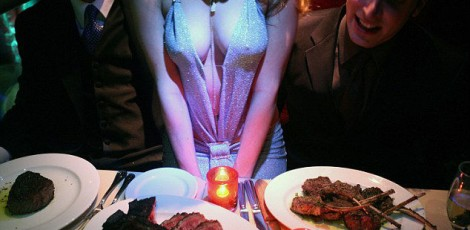 Steak and Stripp dinner | Steaks And Strippers Weekend | Packages | The Weekend In Tallinn